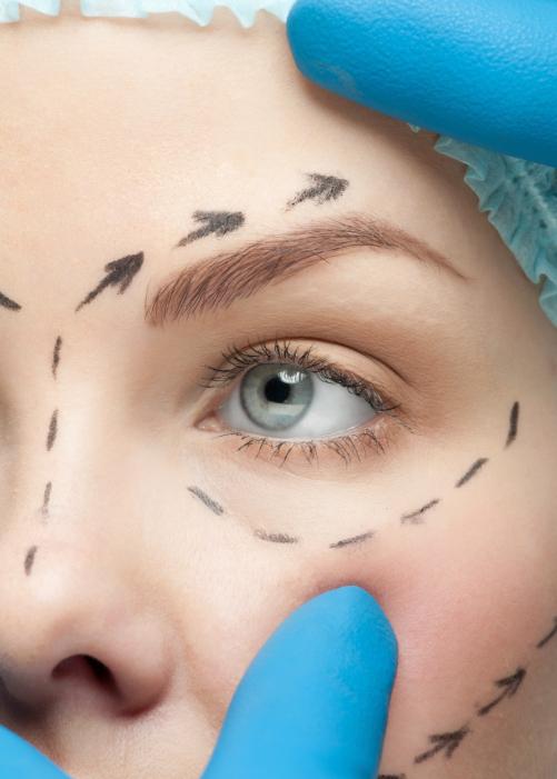 cirurgia para melhorar a aparencia de cancado