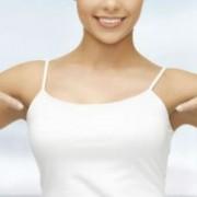 Queda de mama secundária após o implante de silicone curitiba